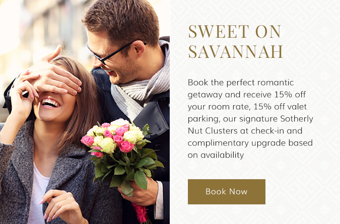 sweet on savannah 15% off promotion