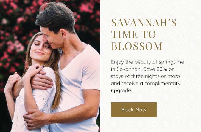 savannah's time to blossom