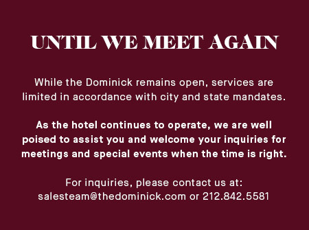 dominick hotel popup meetings 1