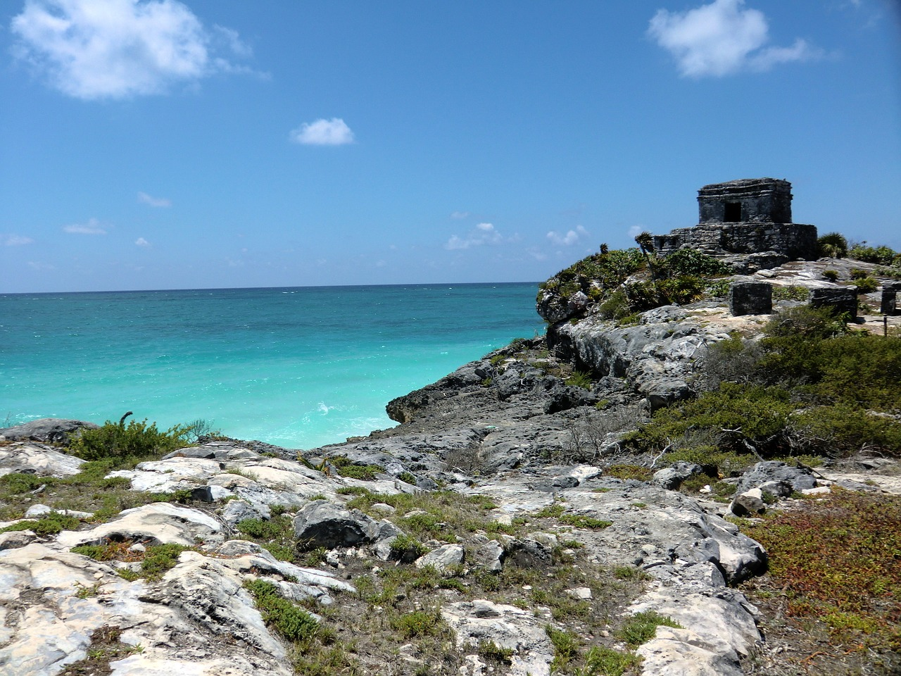 Mayan City of Tulum_October 2018