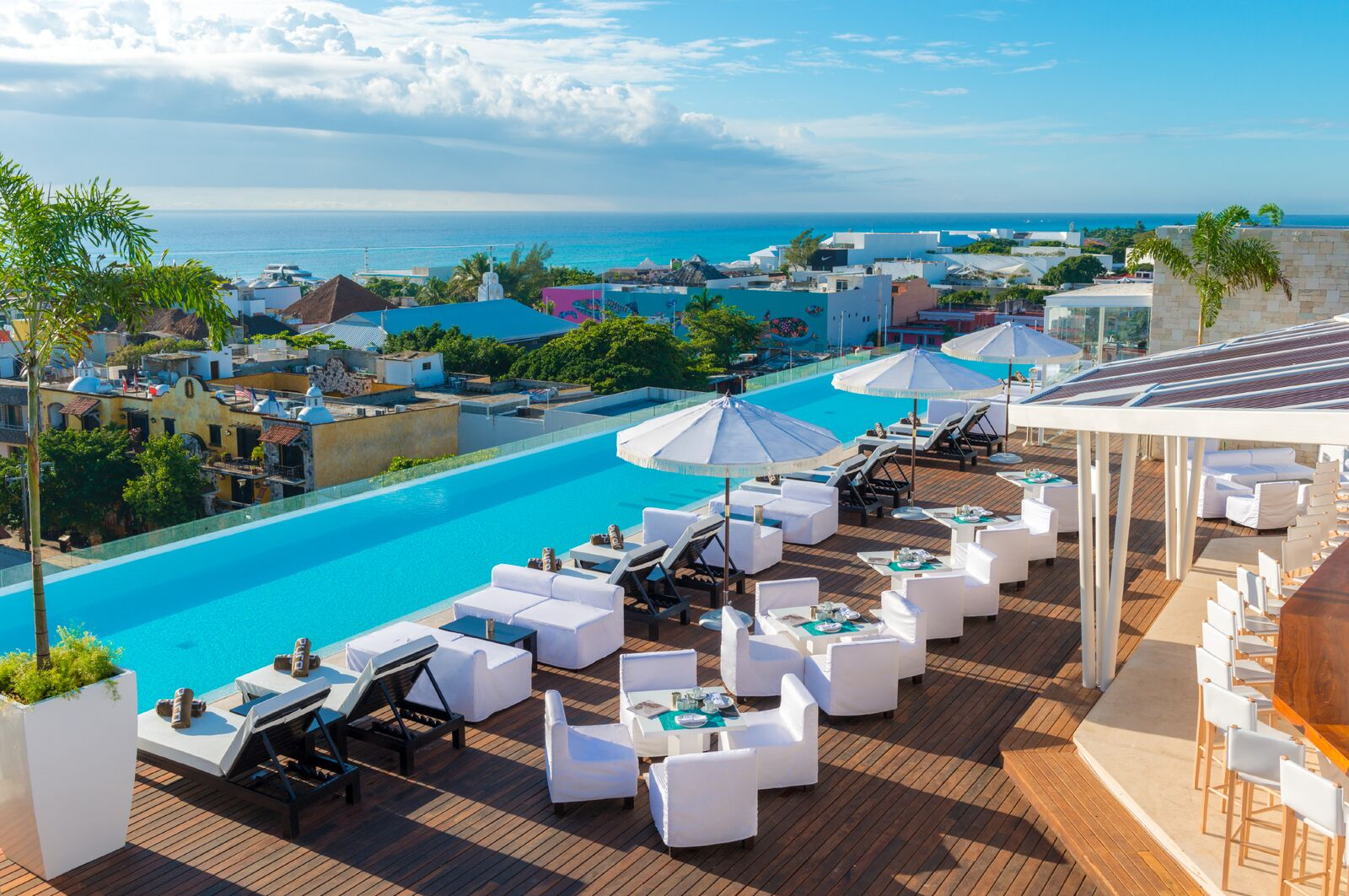 A chic boutique hotel arrives in Playa Del Carmen