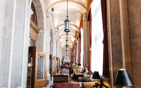 fort garry hotel foyer