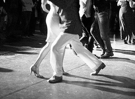 History image of people dancing