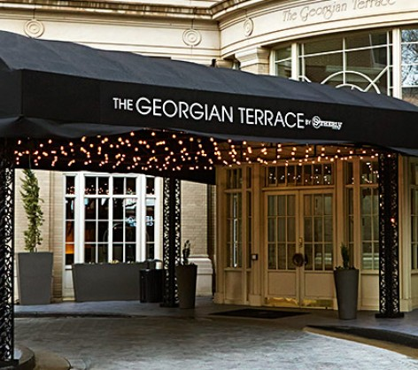 Atlanta hotels contact us georgian terrace for Terrace hotel contact number