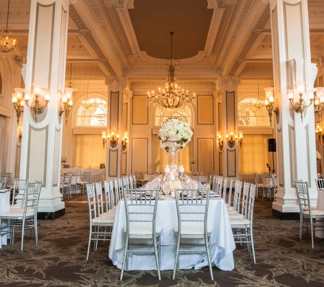 Georgian Terrace Grand Ballroom