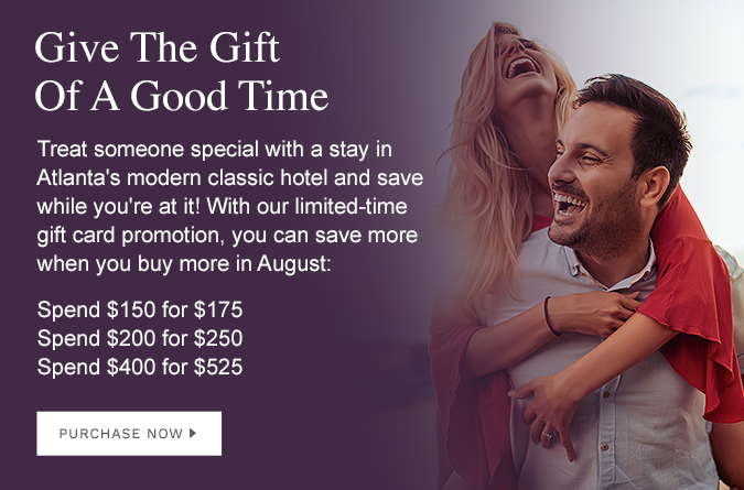 georgian terrace gift card promo