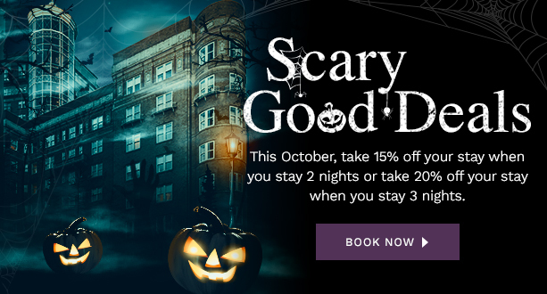 scary good deals popup
