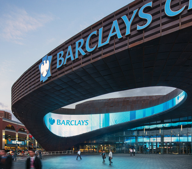 barclays center for entertainment