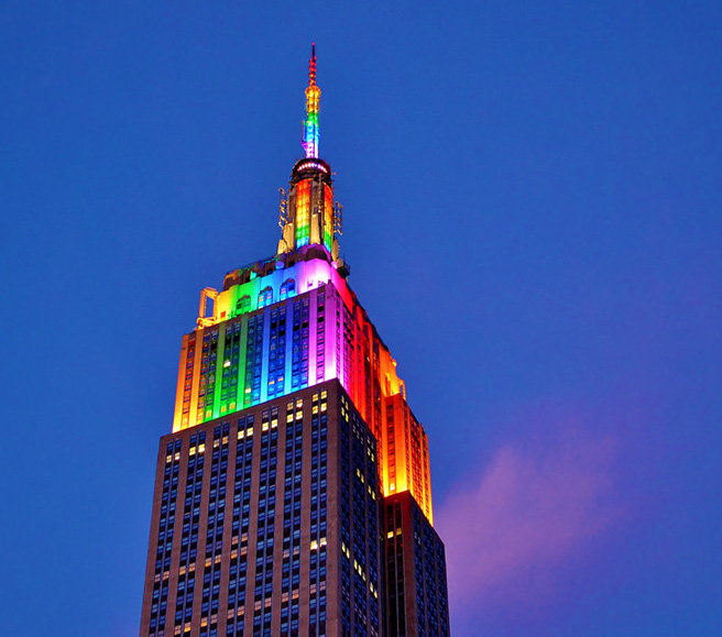 Pride Month in NYC