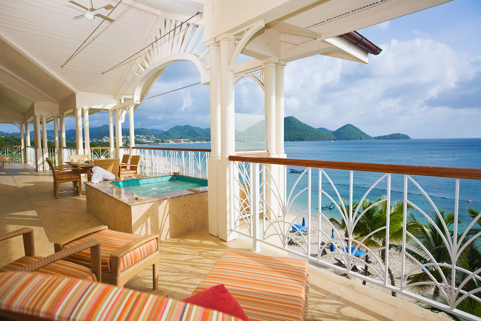 St Lucia All Inclusive Resorts  The Landings Resort And Spa