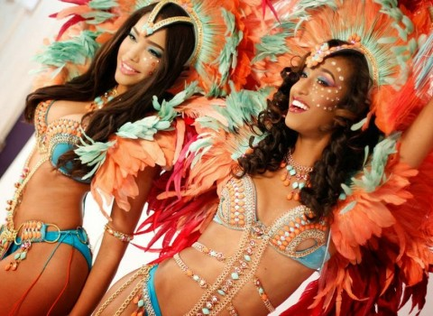 Join Us for the Saint Lucia Carnival