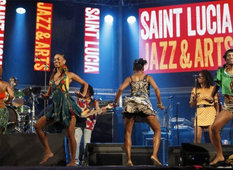 Jazz It Up in Saint Lucia