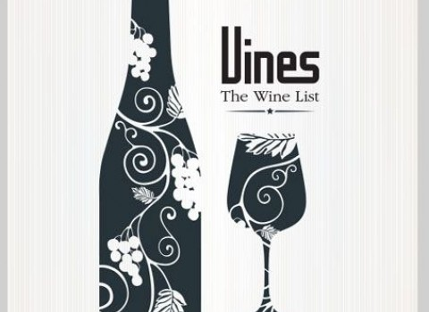 Vines Wine List