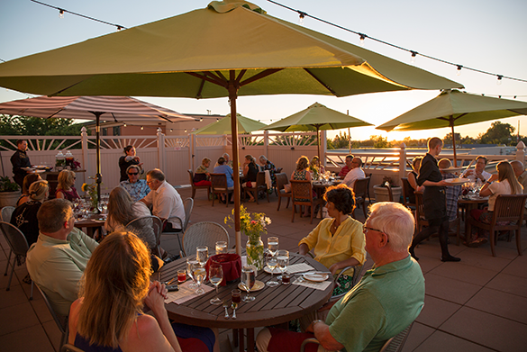 Sunset Terrace Summer Dining Series