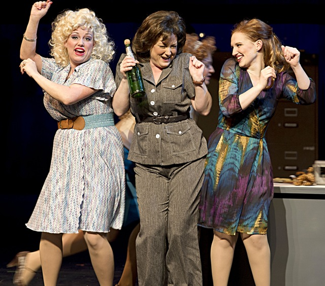 Scene From 9 to 5 The Musical