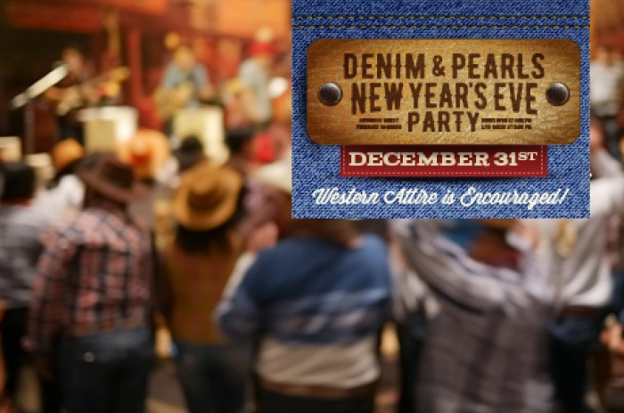 Denim & Pearls New Year's Eve Party