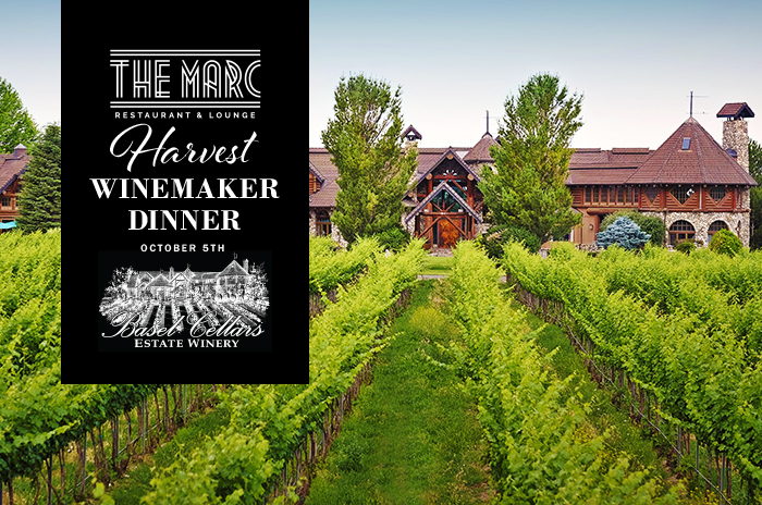 2019 Basel Cellars Harvest Winemaker Dinner