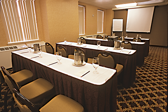 Marcus Whitman Hotel Meeting Room