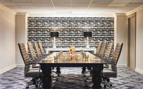 the marker boardroom