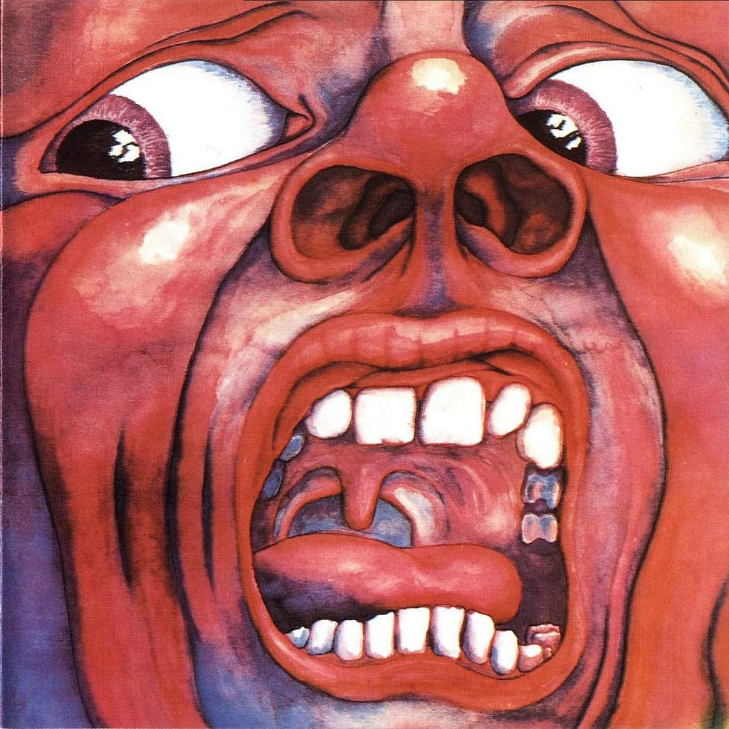 King Crimson Album Cover Art