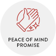 Peace of mind Promise