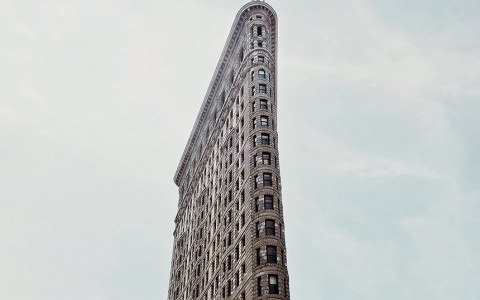 the tall and skinny flatiron building