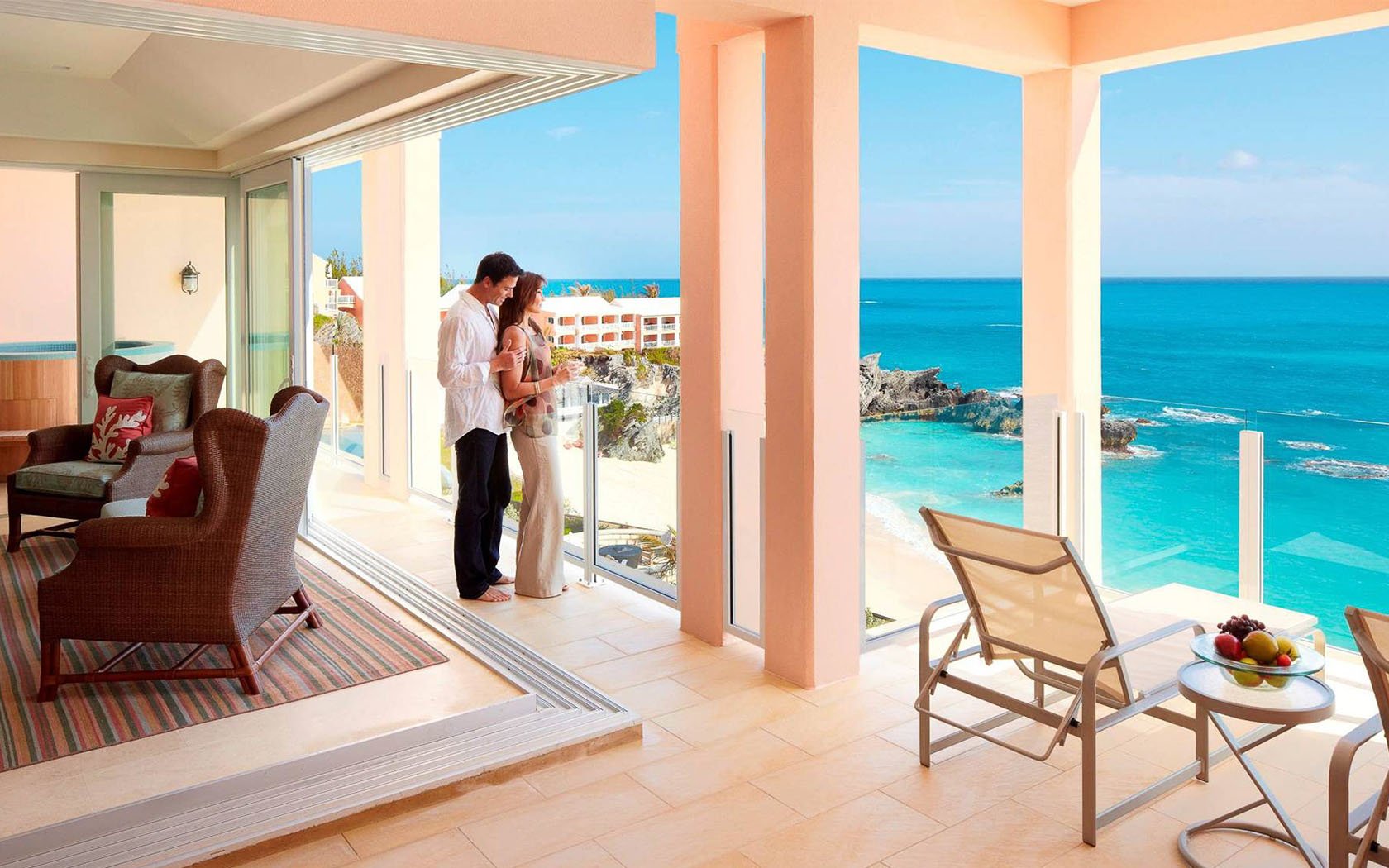 Bermuda Resort | Bermuda Condos | The Reefs Resort and Club