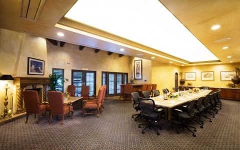Scottsdale plaza boardroom