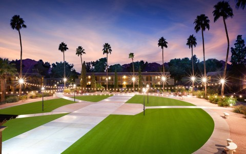 Scottsdale Plaza Outdoor Venue