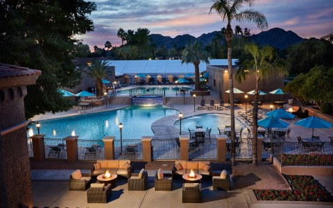Scottsdale Plaza Pool