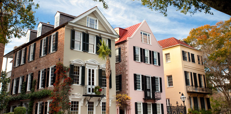 Charleston Historic Homes 1