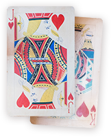 jack and king playing cards
