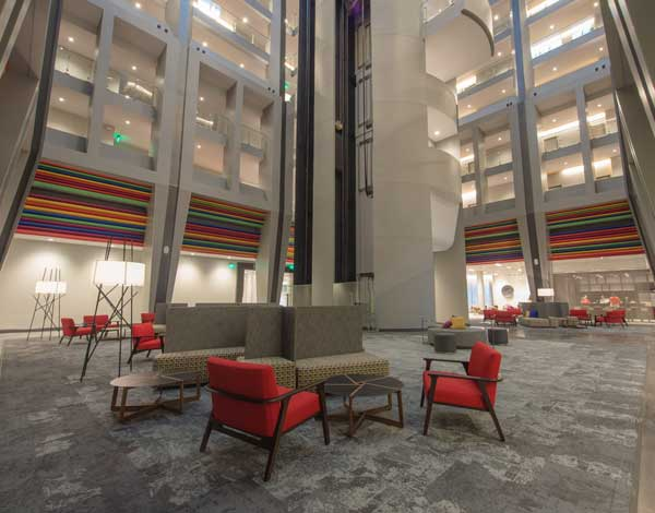 Atrium at The Summit, A Dolce Hotel by Wyndham