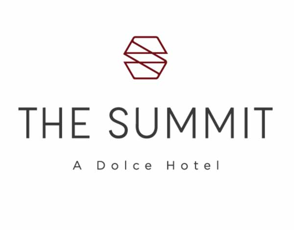 The Summit Logo, vertical