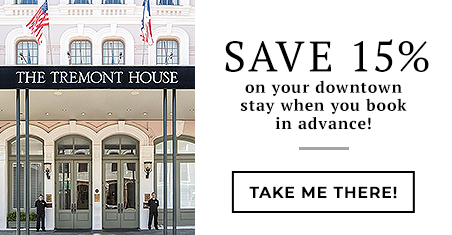 save 15% on your downtown stay when you book in advance