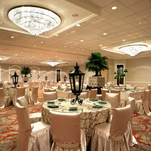 wedding decoration ball room