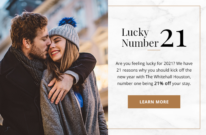 lucky 21 popup with 21% off savings