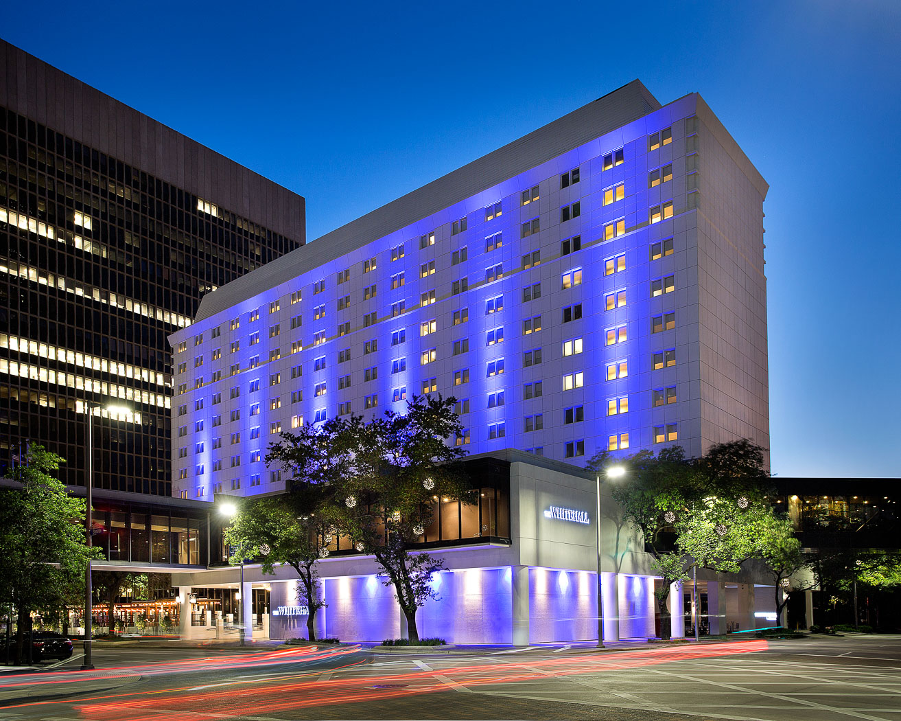 Hotels Near George R Brown Convention Center