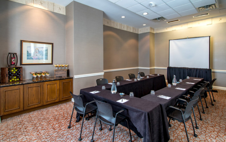 Houston A meeting room