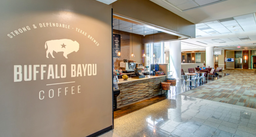buffalo bayou coffee shop