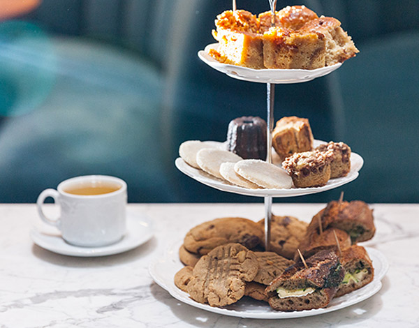 Williamsburg Hotel Events HighTea