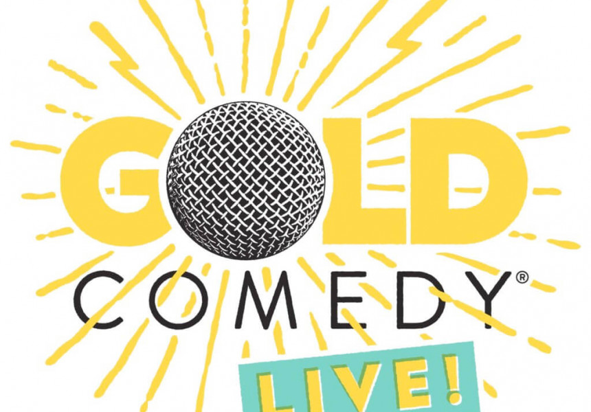 GOLD ComedyR LIVE 1024x1024