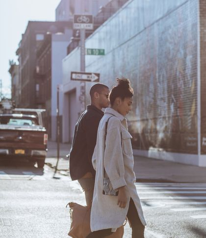 couple walking in the street intro image