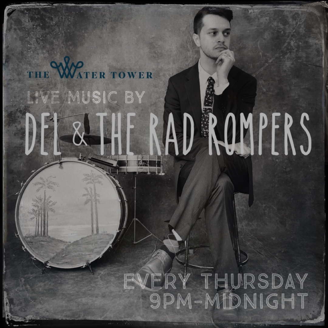 del and the rad rompers twt