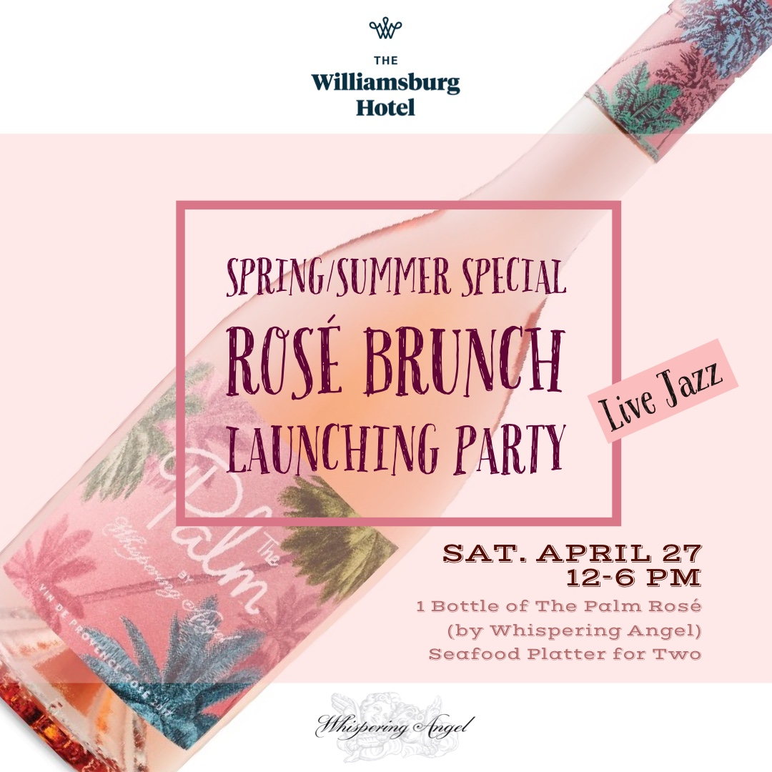 rose brunch