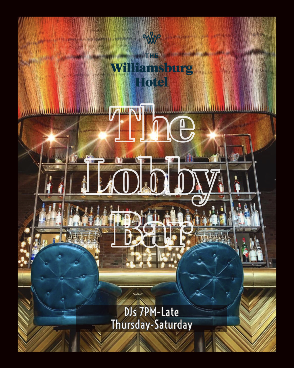 the lobby bar programs