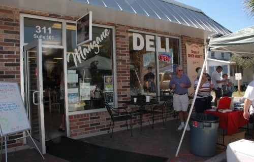 Manzano Beachside Deli