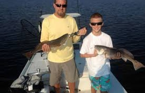 Chase Em Down Inshore Fishing