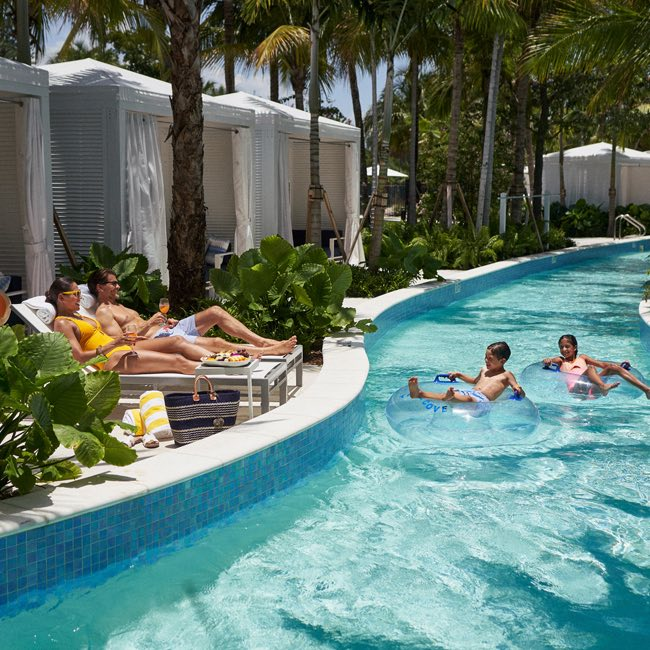 tidal cove cabana lazy river atraction