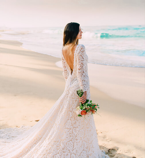 05 tropic ocean private create your own weddings